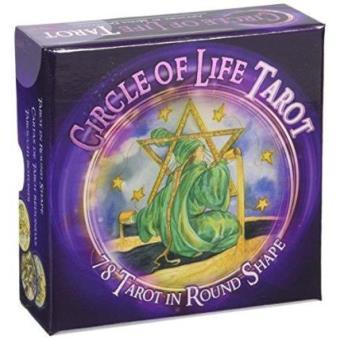 Tarot redondo circle of life (círculo de la vida)