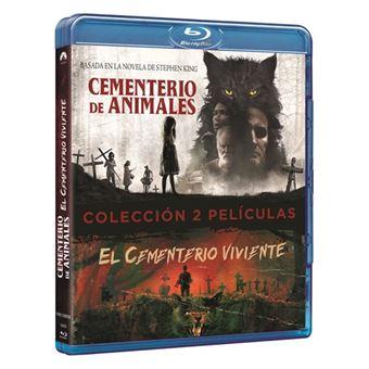 Pack Cementerio de animales (1989-2019) - Blu-Ray