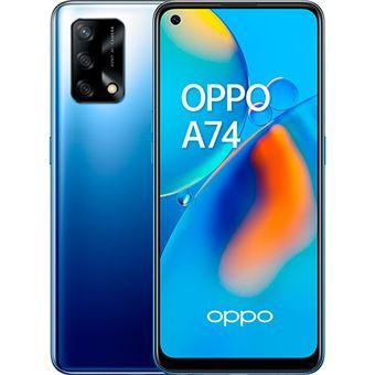 OPPO A74 6,49'' 128GB Azul