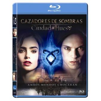 Cazadores de sombras: Ciudad de Hueso - Blu-Ray