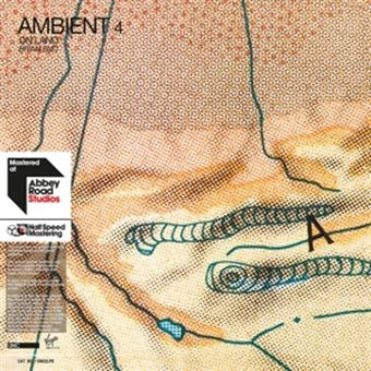 Ambient 4 On Land Deluxe - 2 Vinilos