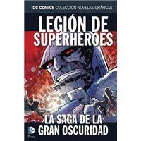 Colección Novelas Gráficas núm. 74: Legión de Superhéroes: La saga de la gran oscuridad