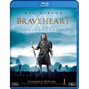 Braveheart:  Ed 15 aniversario - Blu-Ray