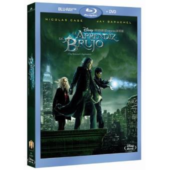 El aprendiz de brujo - Blu-Ray + DVD