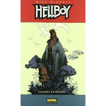 Hellboy 9: Lugares extraños