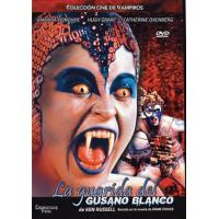 La guarida del gusano blanco - DVD