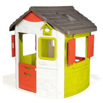 Casa personalizable Smoby Jura Lodge II