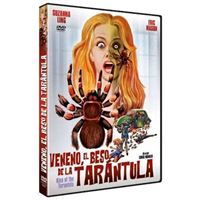 Veneno, el beso de la tarántula - DVD