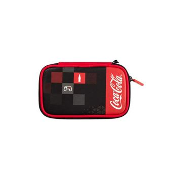 Bolsa protectora Coca-Cola para Nintendo 3DS-2DSXL