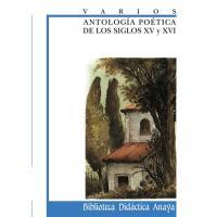 Antologia poetica de los s.xv y xvi