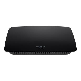Linksys SE2800 Switch Gigabit Ethernet de 8 puertos