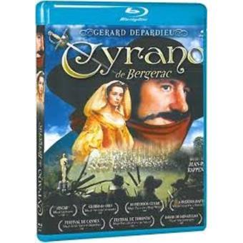 Cyrano de Bergerac (Blu-Ray) - DVD