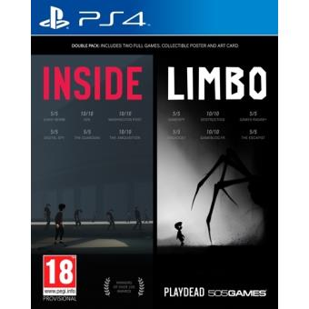 Inside & Limbo Doublepack PS4