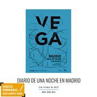 Diario de una noche en Madrid - 2 CDs + Blu-ray + Libro -  Disco Firmado
