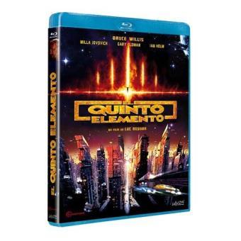 El quinto elemento - Blu-Ray
