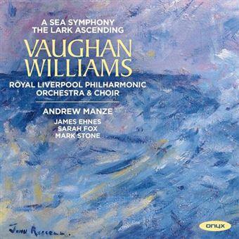 Vaughan Williams - A Sea Symphony / The Lark Ascending