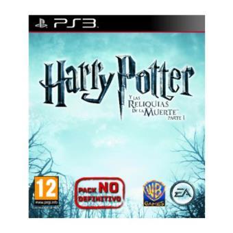 Harry Potter y las Reliquias de la Muerte 1 PS3
