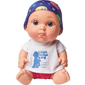 Muñeco Baby pelón Paula Echevarría