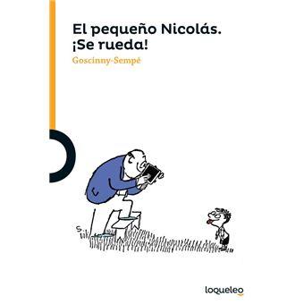 El pequeño Nicolás. ¡Se rueda!
