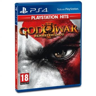 God of War 3 - Ed Hits Remasterizado - PS4