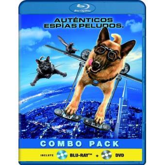 Como perros y gatos 2: La revancha de Kitty Galore - Blu-Ray + DVD