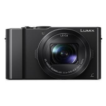 Cámara compacta Panasonic Lumix DMC-LX15 Negro