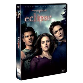 Crepúsculo: Eclipse - DVD