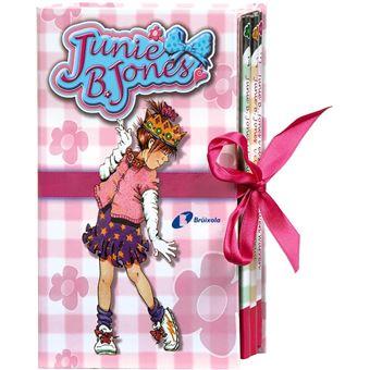 Pack Junie B. Jones - incluye n.º 1, 2 y 3