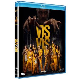 Vis a vis  Temporada 4 - Blu-Ray