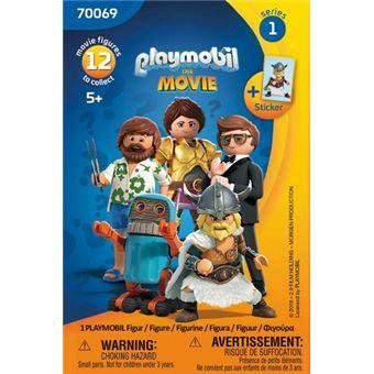 Sobre sorpresa Playmobil The Movie 70069 - Serie 1