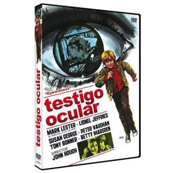Testigo ocular - DVD