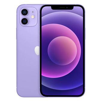 Apple iPhone 12 6,1'' 128GB Púrpura