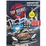 Diario Monster Cars Con Código Secreto Cuaderno Los Mejores Precios Fnac