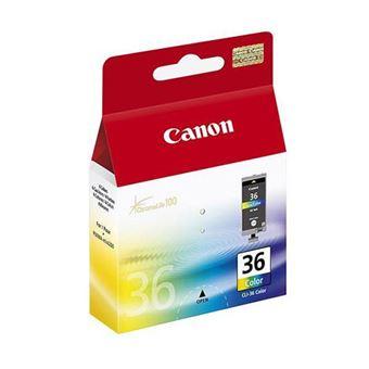 Cartucho de tinta Canon CLI-36 Color