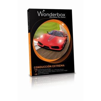 Wonderbox. Conducción extrema