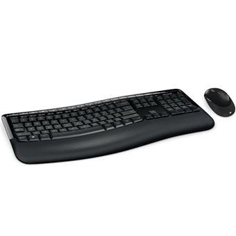 Teclado y ratón inalámbrico Microsoft Comfort Desktop 5050