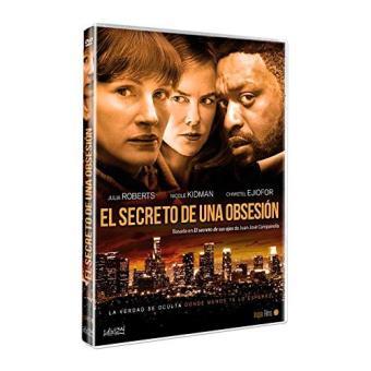 El secreto de una obsesión - DVD