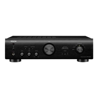 Denon PMA720 AE Amplificador  Negro