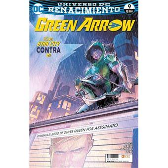 Green Arrow vol. 2, núm. 09 (Renacimiento) grapa