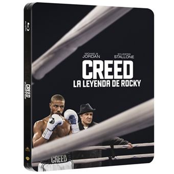 Creed la Leyenda de Rocky - Steelbook Blu-Ray