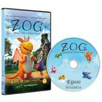 Zog. Dragones y heroínas - DVD
