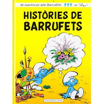 Històries de barrufets