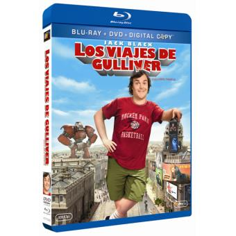 Los viajes de Gulliver - Blu-Ray + DVD + Copia digital