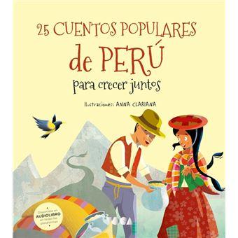 25 Cuentos populares de Perú