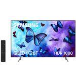 "TV QLED 65"" Samsung QE65Q6FN 2018 4K UHD Smart TV"