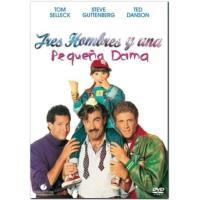 Tres hombres y una pequeña dama - DVD