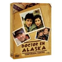 Doctor en Alaska - Temporada 4 - DVD