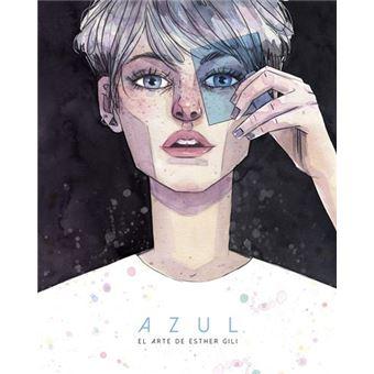 Azul - Esther Gili Art book