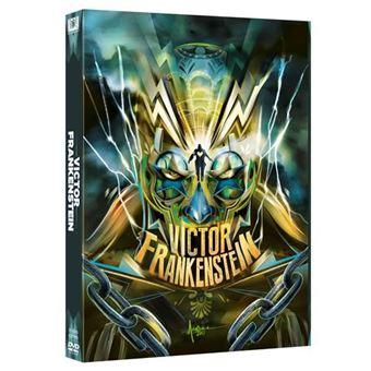 Victor Frankenstein (2015)  Ed Halloween - DVD