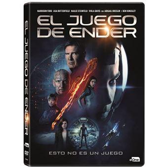 El juego de Ender - DVD